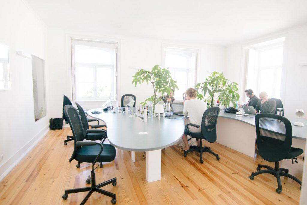 Zoom-Meeting mit dem Chef